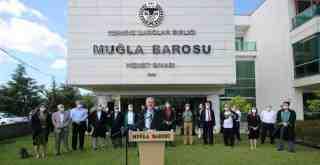 Muğla Baro Başkanlığı'ndan açıklama: