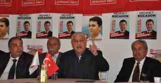 """HERKES SİYASETİ ADAM GİBİ YAPSIN"""