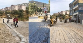 Milas Belediyesi çalışmalarına devam ediyor !