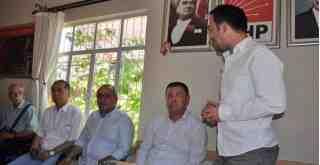 """CHP'nin Salı toplantısında konuşan Muhammet Tokat:  """"Yangınlar şaibelidir; buraları kesinlikle imara açmayacağız"""""""