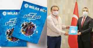 Milas Süt Dergisi'nin 15. sayısı çıktı