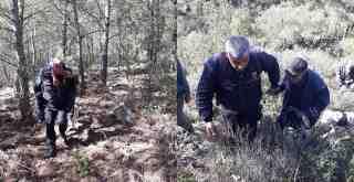 Kayıp yaşlı adam 'Drone' sayesinde bulundu
