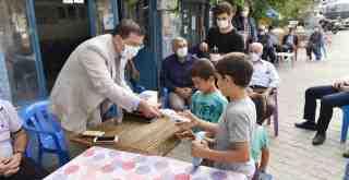Başkan Tokat mahalle ziyaretlerini sürdürüyor