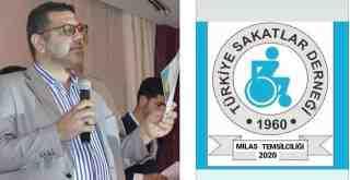 3 Aralık Engelliler Günü'nde, Türkiye Sakatlar Derneği  Milas Temsilciliği'nden 'kral çıplak' açıklaması..