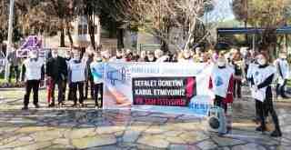 KESK Muğla Şubeler Platformu yeni toplu sözleşme istedi..