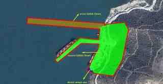 Güllüklüler, Liman Revizyonu Projesiyle ilgili itirazlarını Bakanlığa yazılı olarak bildirdiler