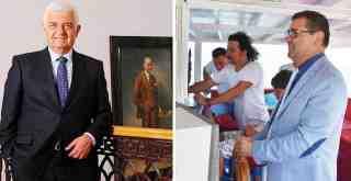 """Başkan Gürün ve Tokat'tan """"Denizcilik ve Kabotaj Bayramı"""" Kutlaması"""