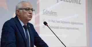 Kayyum Atamaları Üzerine CHP İl Başkanı Zeybekoğlu'ndan Açıklama:  '' DEMOKRASİ VE BAĞIMSIZ HUKUK BİRGÜN HERKESE LAZIM OLABİLİR''
