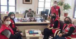Vergi Dairesi çalışanlarından kan bağışı