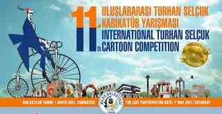 """""""11. Uluslararası Turhan Selçuk Karikatür Yarışması"""""""