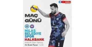 Milas Belediyespor ikinci yarının ilk maçına çıkıyor