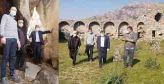 Vali Tavlı, Bafa Gölü ve Herakli Antik Kenti'ni gezdi