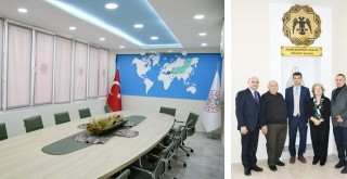 Leman-Süleyman Günlük Toplantı Salonu açıldı