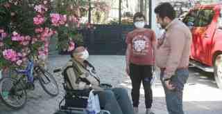 AKP İlçe Başkanı Çelik'ten Engelliler Haftası mesajı