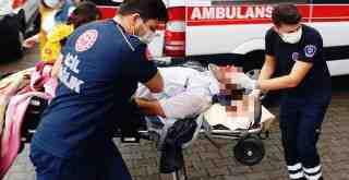 Milas'ta iş kazası: 1işçi öldü