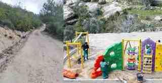 Konak Mahallesi'nde çalışmalar tamamlandı