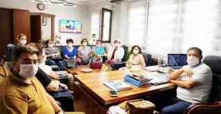 CHP'li Kadınlardan Başkan Tokat'a ziyaret