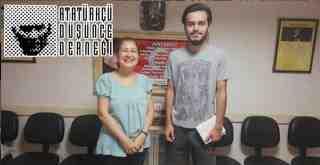 """ADD Milas Şube Başkanı Erşen: """"Gelecek gençlerve gelecek gençlerin"""""""