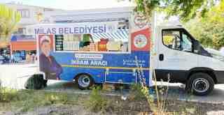 MİLAS BELEDİYESİ MARMARİS'İN YANINDA