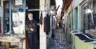 TARİHİ AYAKKABICILAR ARASTASI / ÇORUM