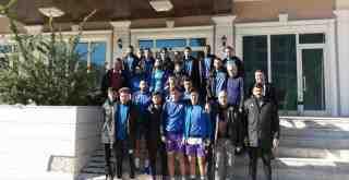 Yeni Milasspor'a Karaova Maçı Moral Desteği
