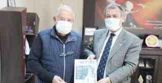 Kent belleği için Hasan Özgen MİTSO'da...