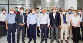 Büyükşehir AKP Grubu'ndan basın açıklaması