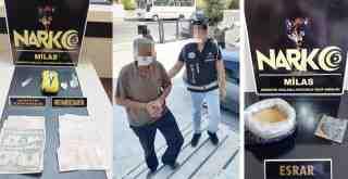 Narkotik suçluların yakalanmasında artış var