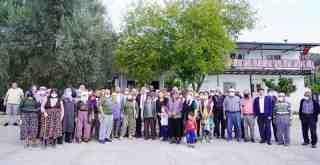 Başkan Tokat mahalle ziyaretlerine devam ediyor