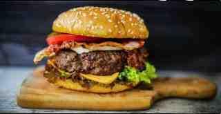 Dana etli hamburgerden 'kanatlı' eti çıktı