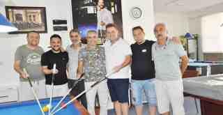 Milas, Bilardo Şampiyonası'na ev sahipliği yaptı