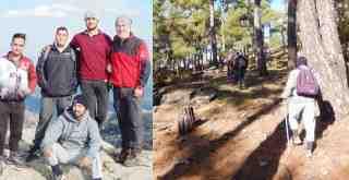 Bafa'da Dağcılık ve Doğa Sporları Kulübü kuruluyor